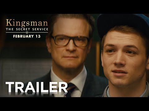 Kingsman: The Secret Service | Official Trailer 3 [HD] | 20th Century FOX