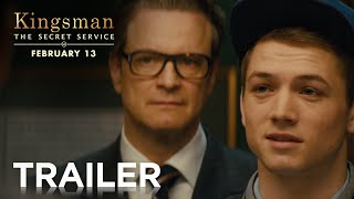 Kingsman: The Secret Service | Official Trailer 3 [HD] | 20th Century FOX