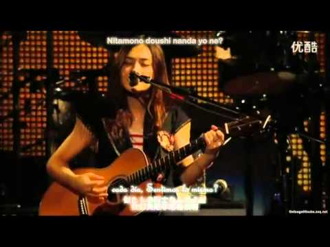 YUI - to Mother live