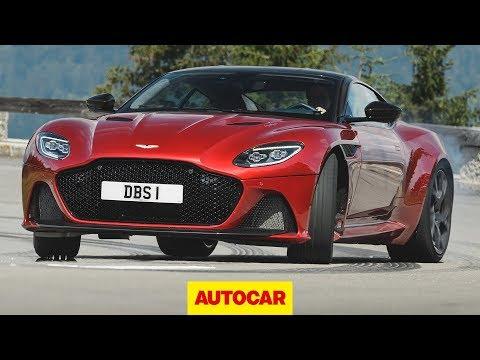 2019 Aston Martin DBS Superleggera | 715bhp V12 Ferrari rival driven | Autocar