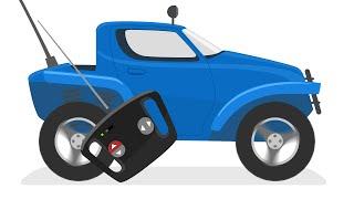 видео Игрушечные машины для ребенка 2 лет. Какие лучше купить?