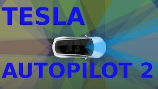 Teslas Autopilot 2.0- Nivel 5 Autonomia - Completa autoconduccion Hardware