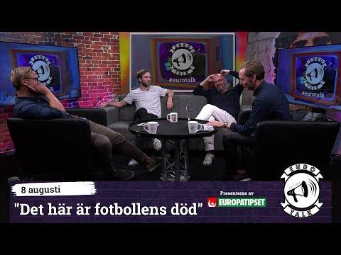 """Eurotalk """"Det här är fotbollens död"""" (Premiär)"""