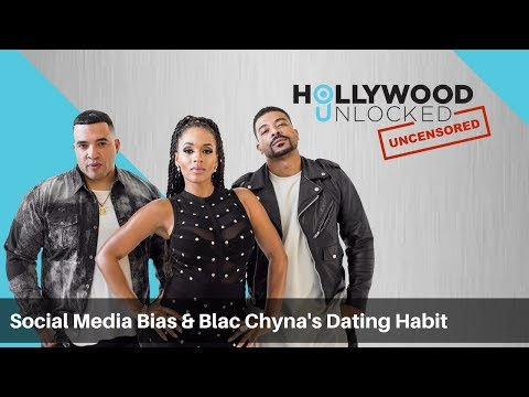 Talking Social Media Bias & Blac Chyna's Dating Habit on Hollywood Unlocked [UNCENSORED]