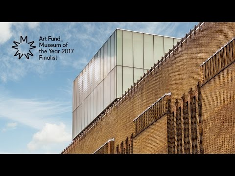 Tate Modern: Art Fund Museum of the Year 2017 finalist