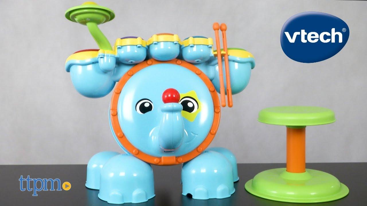 VTech Zoo Jamz Stompin/' Fun Drums