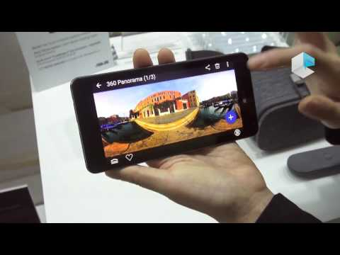ASUS Zenfone AR 1st smartphone ever with Google Tango Augmented Reality and Google Daydream VR