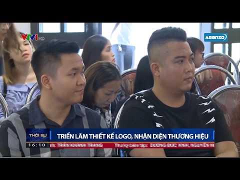 VTV1 ĐƯA TIN CHUNG KẾT CUỘC THI THIẾT KẾ LOGO ASANZO 2018