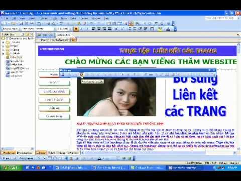 webgiare.vn - FRONTPAGE 2003 THIẾT KẾ WEB LIÊN KẾT 11 7 2009 TẬP1.flv