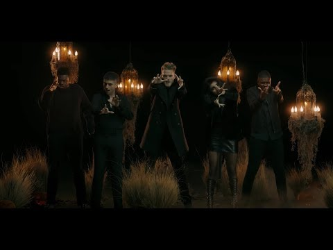 [OFFICIAL VIDEO] Making Christmas (from 'The Nightmare Before Christmas') - Pentatonix