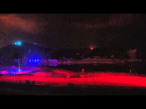Jilin City Water Park and Show