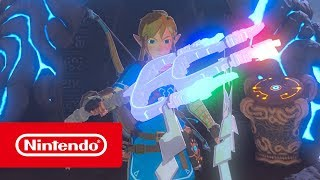 The Legend of Zelda: Breath of the Wild – The Champions' Ballad - TGA 2017 Trailer (Nintendo Switch)