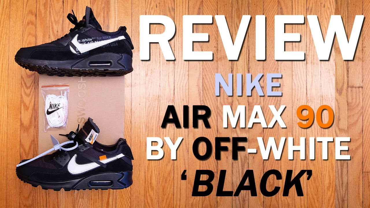 The LAST release of The 10 The 10: Nike Air Max 90 by Off  The 10: Nike Air Max 90 by Off