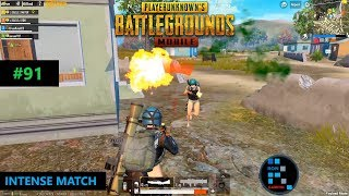 PUBG MOBILE | INTENSE MATCH WIN IN CLASSIC MATCH & AMAZING KILLS IN PAYLOAD MODE