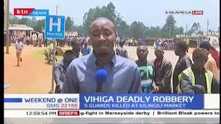 5 Guards killed at Kilingili market