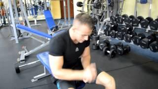 тренировка рук Сергей Худяков