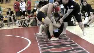 2015 ADCC North American Trials: Mike Perez Vs. Gordon Ryan