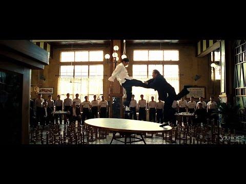 Ip Man (Donnie Yen) vs Hung Chun-Nam (Sammo Hung)
