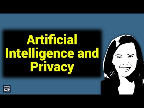 AI & Privacy Engineering with Michelle Dennedy (Cisco) and David Bray (FCC) (#229)