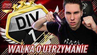 WALKA O UTRZYMANIE ft. NOWY CZERWONY INFORM! - FIFA 18 DRUŻYNA IKON [#27]