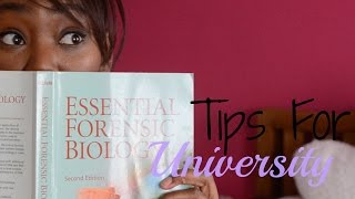 Uni Tips!