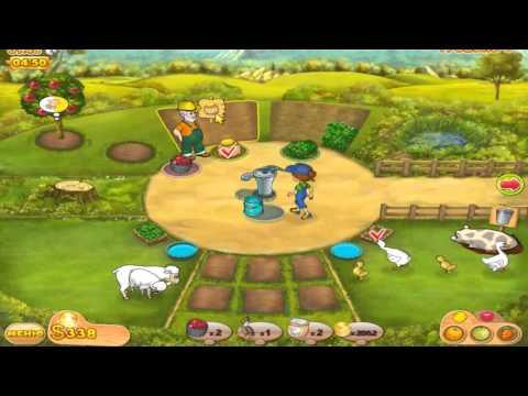 Игра Farm Mania 2. Часть 2
