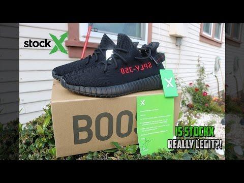 63be8e1605630 IS StockX LEGIT ! - YouTube