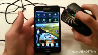 Pripojte si USB kľúč, klávesnicu, myšku a iné doplnky do mobilu alebo tabletu