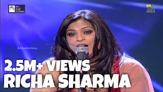 sufi songs ni aaj koi jogi aawe richa sharma music of india idea jalsa art and artistes