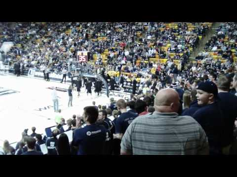 Utah State basketball pre-game rituals