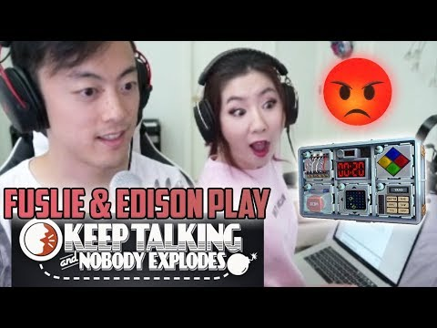 KEEP TALKING AND NOBODY EXPLODES ft. Edison