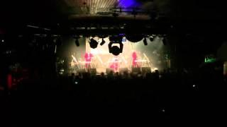 Eindrücke vom FRAKTUS - Konzert 02.02.2016 in Hamburg