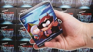 Opening 20 South Park Mystery Mini Blind Boxes!