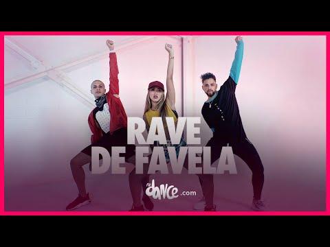 Rave De Favela - MC Lan, Major Lazer, Anitta | FitDance TV (Coreografia Oficial)