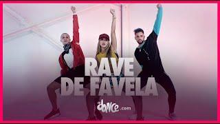 Baixar Rave de Favela - MC Lan, Major Lazer, Anitta | FitDance TV (Coreografia Oficial)