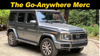 2019 Mercedes-Benz G550 | Redesigned After 40 Years
