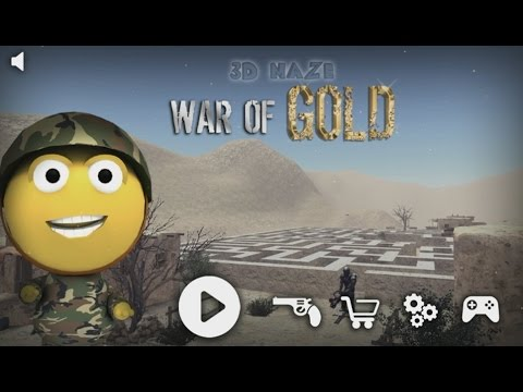 3D Maze: War of Gold - Android Gameplay HD