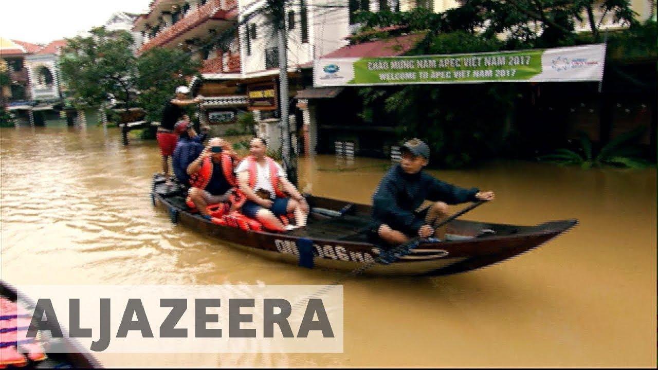 Vietnam: Typhoon Damrey leaves dozens dead, thousands homeless