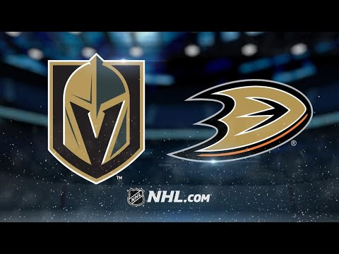 Golden Knights score four unanswered goals in 4-1 win