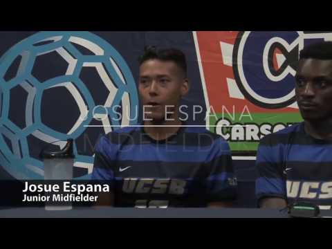 Josue Espana UC Santa Barbara Highlights