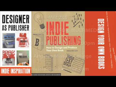 Learn to Publish Your Book in a Los Angeles Mission College class