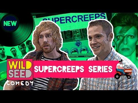 Supercreeps: Anyone can run a music venue, right? #Wildseed
