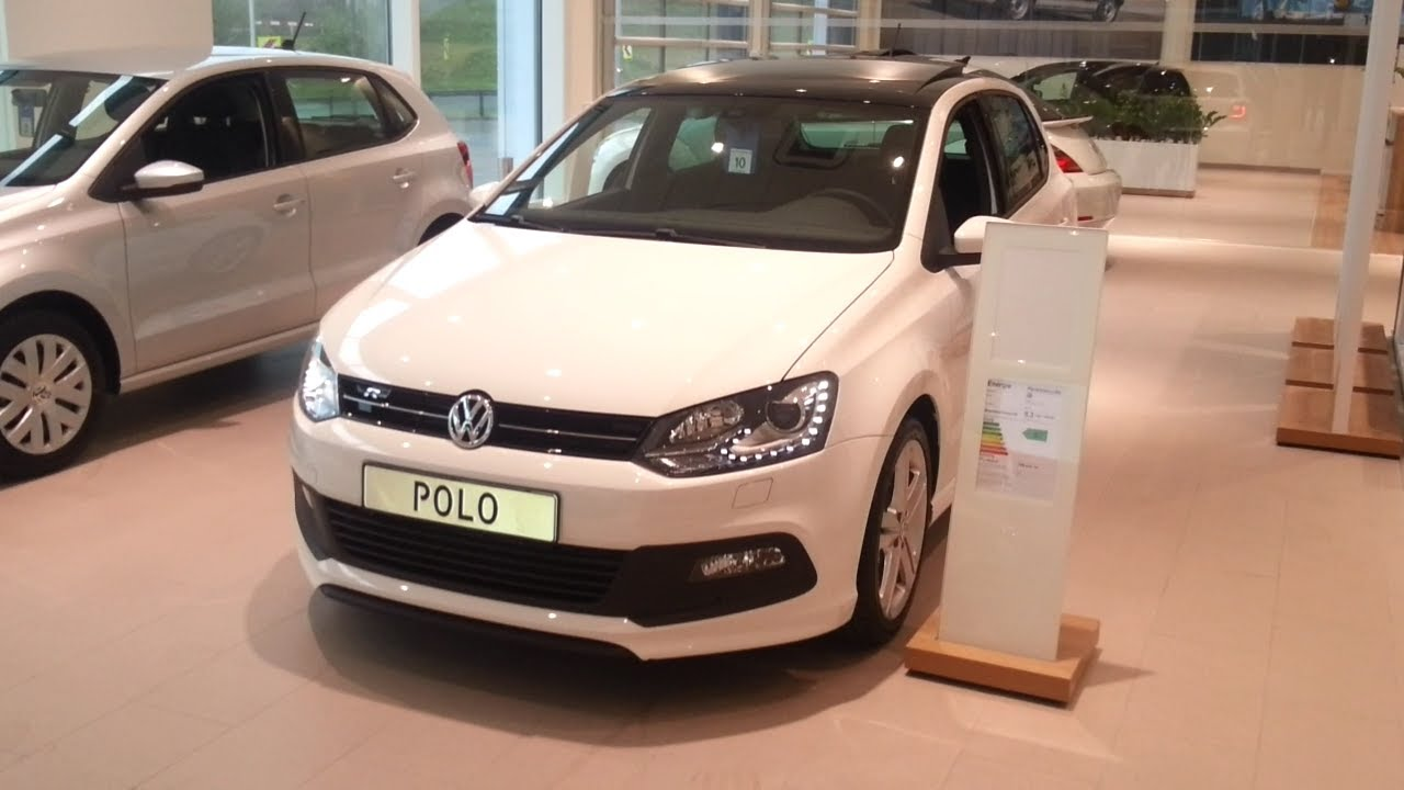 volkswagen polo r line 2014 in depth review interior. Black Bedroom Furniture Sets. Home Design Ideas