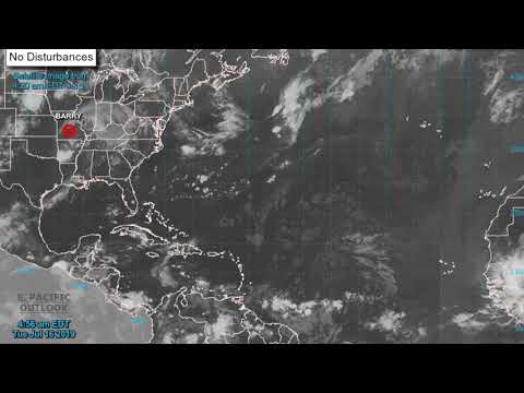 July 16, 2019 Weather Xtreme Video - Morning Edition