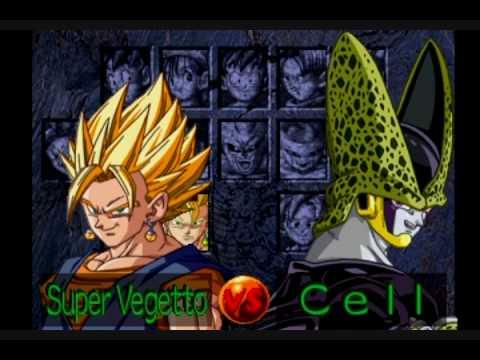Dragon Ball GT Final Bout Story Mode (ENGLISH)