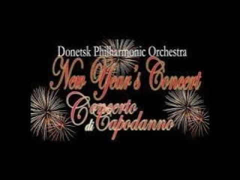 Concerto di Capodanno : New Year's Concert ( Bizet, Tchaikowsky,  Suppé, Tchaikowsky, Suppé )