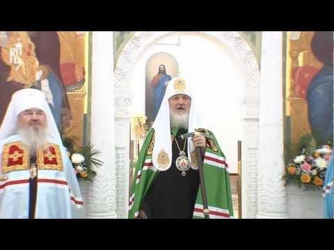 Проповедь в день памяти прпп. Кирилла и Марии