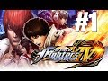 THE KING OF FIGHTERS XIV STEAM EDITION Gameplay Walkthrough Par 1 - No Commentary (PC)