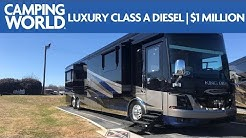 2018 Newmar King Aire 4534 | Diesel Class A - RV Review: Camping World