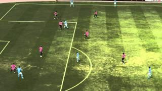 Fifa 12 (Pc) - Scatto e rigore conquistato